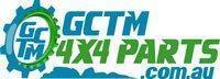 GCTM 4x4 Parts Toowoomba Logo