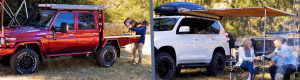 GCTM 4x4 Vehicle High Quality Products Banner